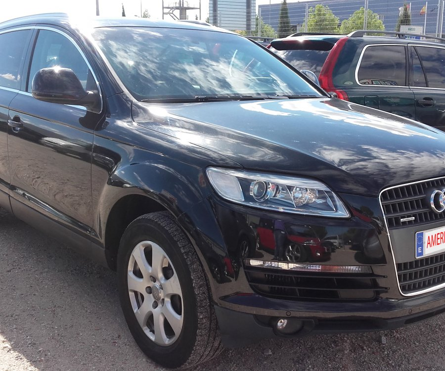 2013 Audi Q7 Tdi: American Dream